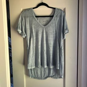 Free People Short Sleeve Top